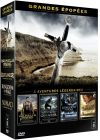 Grandes �pop�es - Coffret - Valhalla rising + Outlander + Kingdom of War + Nomad - DVD