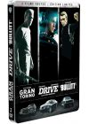 3 films cultes - Coffret - Gran Torino + Drive + Bullitt (�dition Limit�e) - DVD