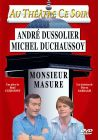 Monsieur Masure - DVD