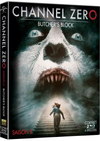 Channel Zero - Saison 3 : Butcher's Block - Blu-ray