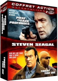 Coffret Steven Seagal - Vol. 2 (Pack) - DVD