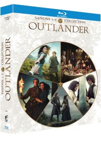 Outlander - Saisons 1 - 5 - Blu-ray
