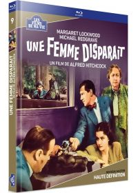 Une femme disparaît - Blu-ray