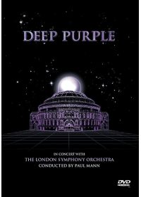 Deep Purple - In concert with the London Symphony Orchestra - DVD