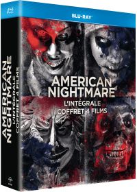 American Nightmare - L'intégrale - Coffret 4 films (Blu-ray + Digital) - Blu-ray