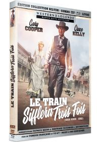 Le Train sifflera trois fois (Édition Collector Silver Blu-ray + DVD) - Blu-ray