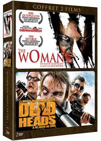 The Woman + Dead Heads (Pack) - DVD