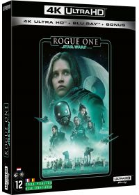 Rogue One : A Star Wars Story (4K Ultra HD + Blu-ray + Blu-ray Bonus) - 4K UHD