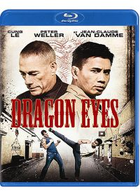 Dragon Eyes - Blu-ray