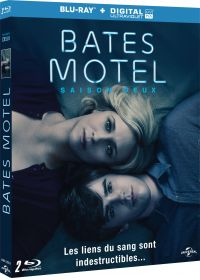 Bates Motel - Saison 2 (Blu-ray + Copie digitale) - Blu-ray