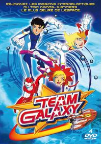 Team Galaxy - Saison 1 - DVD