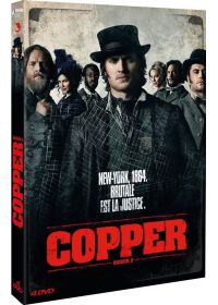 Copper - Saison 2 - DVD