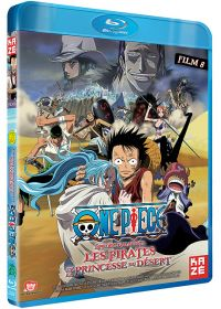 One Piece - Le Film 8 : Episode d'Alabasta : Les Pirates et la Princesse du Désert - Blu-ray