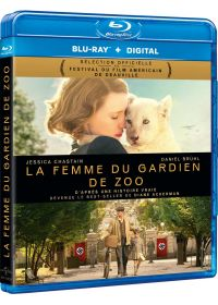 La Femme du gardien de zoo (Blu-ray + Copie digitale) - Blu-ray