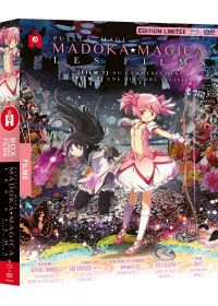 Puella Magi Madoka Magica - Film 1 : Au commencement + Film 2 : Une histoire infinie (Combo Blu-ray + DVD - Édition Limitée) - Blu-ray