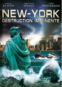 New-York : destruction imminente - DVD