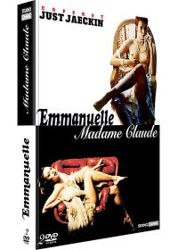 Emmanuelle + Madame Claude (Pack) - DVD