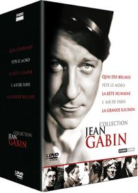 Collection Jean Gabin - DVD