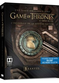 Game of Thrones (Le Trône de Fer) - Saison 6 (Édition collector boîtier SteelBook + Magnet) - Blu-ray