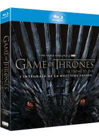 Game of Thrones (Le Trône de Fer) - Saison 8 - Blu-ray
