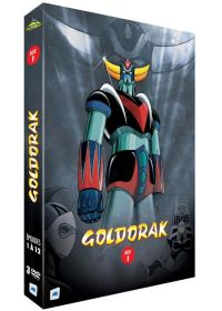 Goldorak - Box 1 - Épisodes 1 à 12 (Non censuré) - DVD