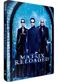 Matrix Reloaded (Blu-ray + Copie digitale - Édition boîtier SteelBook) - Blu-ray