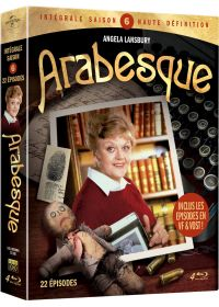 Arabesque - Saison 6 - Blu-ray