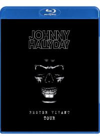 Johnny Hallyday : Rester Vivant Tour - Blu-ray
