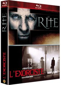 Le Rite + L'exorciste (Pack) - Blu-ray