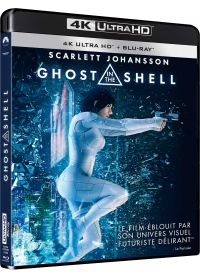 Ghost in the Shell (4K Ultra HD + Blu-ray) - 4K UHD