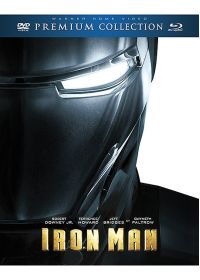 Iron Man (Combo Blu-ray + DVD) - Blu-ray