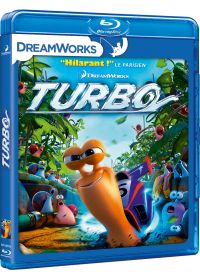 Turbo (Combo Blu-ray + DVD) - Blu-ray