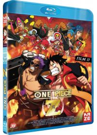 One Piece - Le Film 11 : Z (Édition Simple) - Blu-ray