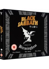 Black Sabbath - The End (Blu-ray + CD) - Blu-ray
