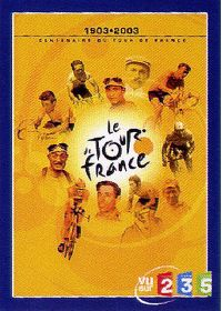 Le Tour de France - 1903.2003 centenaire du tour de France (Édition Prestige) - DVD