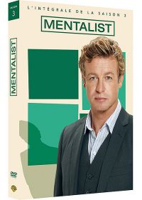 The Mentalist - Saison 3 - DVD