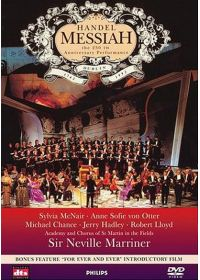 Handel Messiah, the 250th Anniversary Performance - DVD