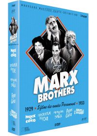 Marx Brothers - Coffret 5 Films (Coffret Collector) - DVD