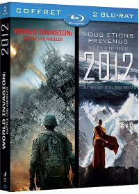World Invasion: Battle Los Angeles + 2012 (Pack) - Blu-ray