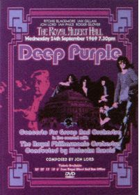 Deep Purple - Concerto for Group and Orchestra - DVD