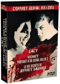 Coffret Serial Killers (Pack) - DVD