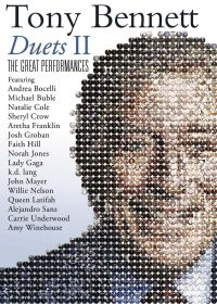 Tony Bennett : Duets II - The Great Perfomances - DVD