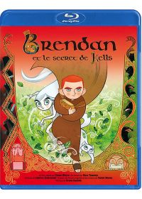 Brendan et le secret de Kells - Blu-ray