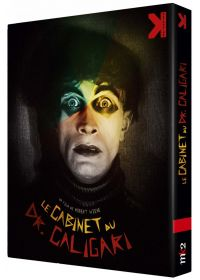 Le Cabinet du docteur Caligari (Blu-ray + DVD - Version Restaurée) - Blu-ray