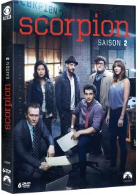 Scorpion - Saison 2 - DVD