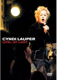 Lauper, Cyndi - Live... At Last - DVD