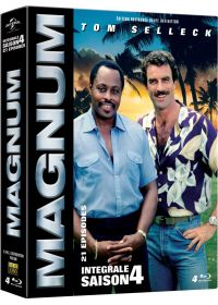 Magnum - Saison 4 (Version Restaurée) - Blu-ray