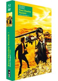 Tuez Charley Varrick ! (Édition Collector Blu-ray + DVD + Livre) - Blu-ray