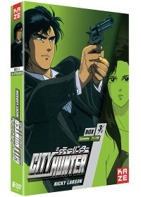 City Hunter - Nicky Larson - Box 3/4 - DVD