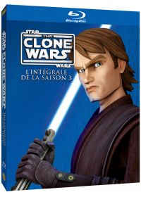 Star Wars - The Clone Wars - Saison 3 - Blu-ray